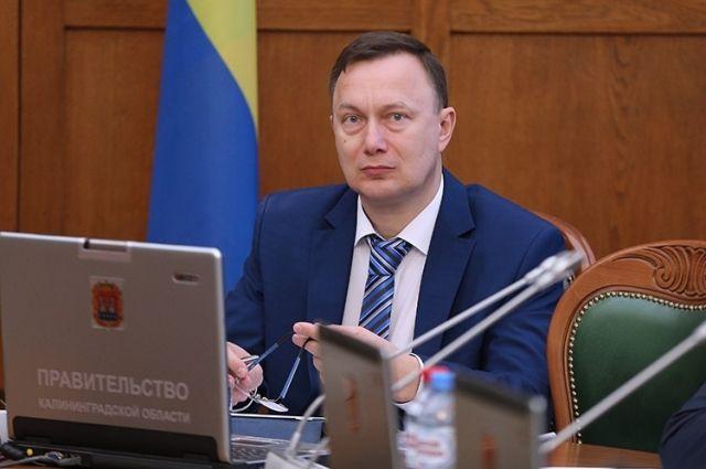 Зампред Александр Торба назначен главой министерства по внутренней политике.
