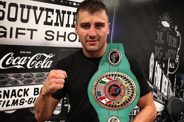 Украинский боксер Александр Гвоздик приблизился кчемпионскому бою