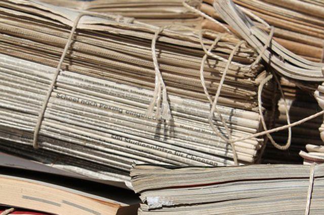 Каждый рубль с килограмма бумаги отправится на благотворительность.