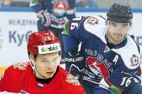 Любимец болельщиков Даниил Ильин (слева) ушел из «Торпедо», Денис Паршин (справа) вернулся в команду