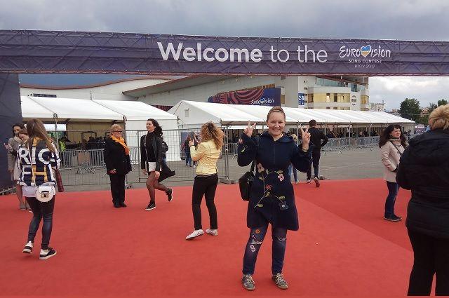Россия на «Евровидении-2017». Тюменка посетила I полуфинал шоу в Киеве