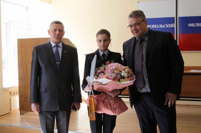 Отважная ставропольская Золушка восхитила губернатора и наблюдателей вовремя Парада Победы