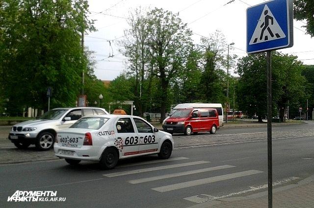 В Калининграде на сбившего пенсионерку водителя «БМВ» завели уголовное дело.