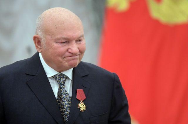 юрий лужков внесен черный список грузии