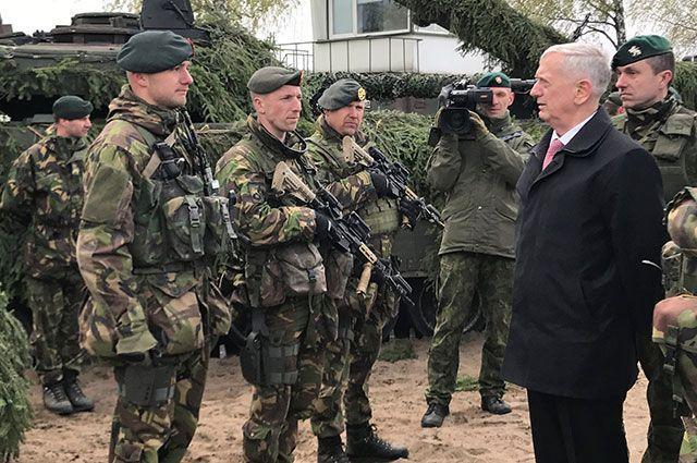 Литовцы окапываются. Зачем Вильнюс строит забор и просит у США ракеты