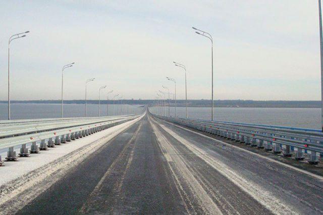 ВУльяновске напротяжении 2-3 лет на100% починят Президентский мост