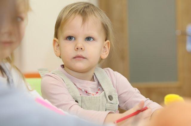 В Омске появится ещё один детский сад.