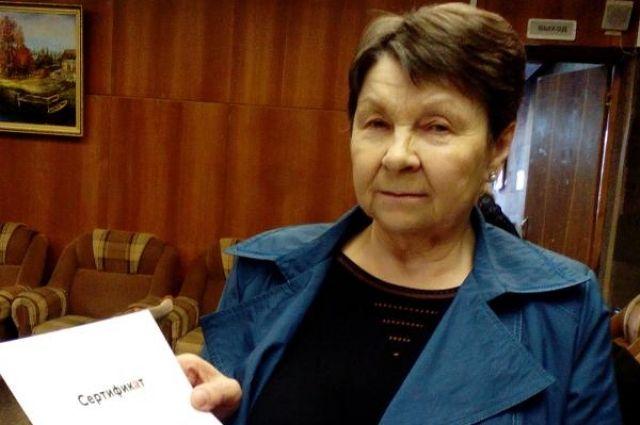 Проверить свои познания в русском захотели люди самого разного возраста и профессий. Валентина Васильевна Драгунова на диктант приехала из Азова, а до этого она строила космодром Восточный.