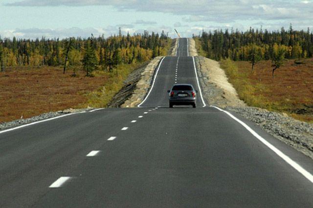 После передачи в федеральную собственность участка дороги Сургут-Салехард в округе появится больше средств для содержания и ремонта трасс.