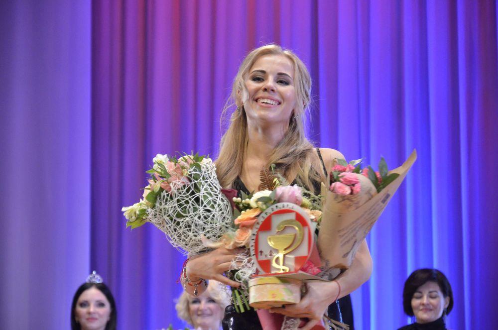 Приз за лучший эко-наряд в номинации «Эко-дизайн» получила участница из Ленинского района.