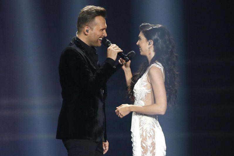 Koit Toome & Laura из Эстонии.