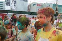 В Тюмени 3 и 4 июня пройдёт Фестиваль красок «Холи-2017»