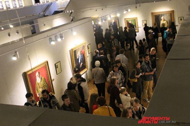 «Ночь музеев» вВоронеже будет посвящена 100-летию революции