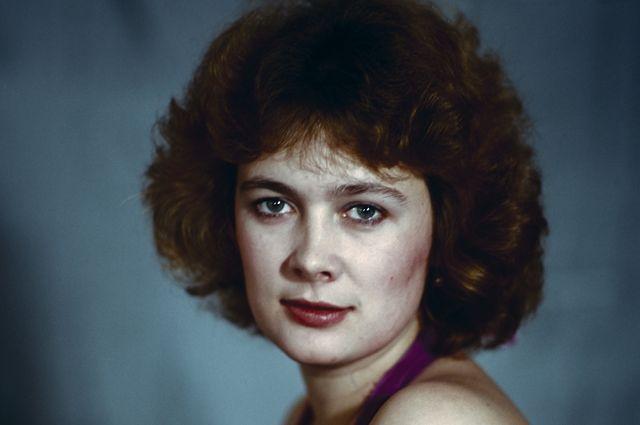 Людмила Нильская 1980 г.