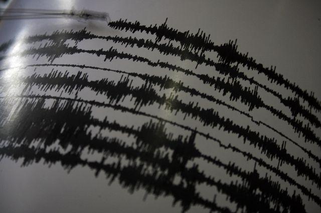 Сильное землетрясение случилось награнице Ирана иТуркмении