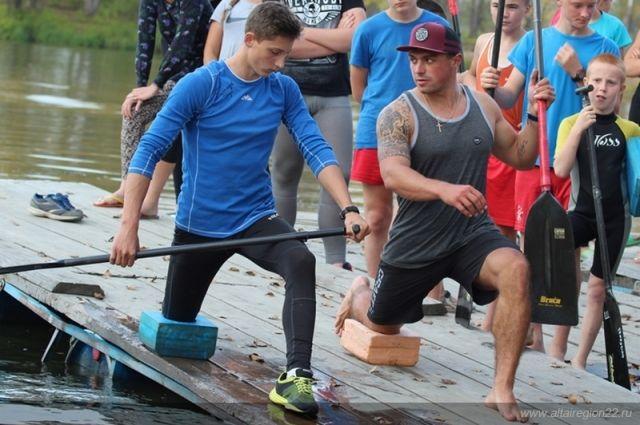 Алтайские спортсмены завоевали шесть медалей.