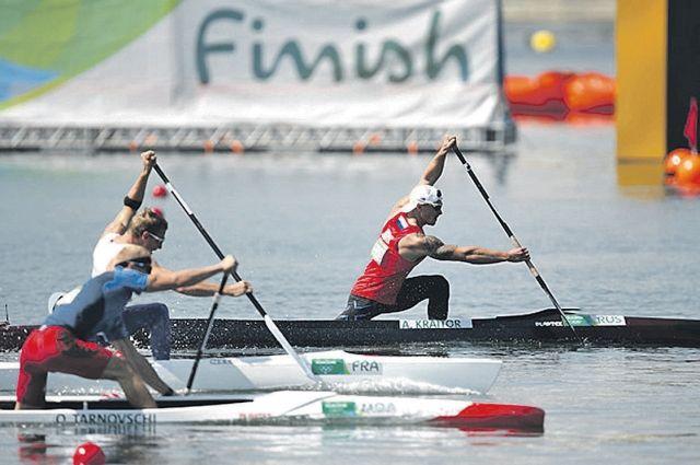 Краснодарская погода была полностью на стороне спортсменов.