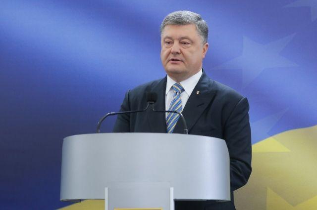 Порошенко сказал, пойдетли на 2-ой президентский срок