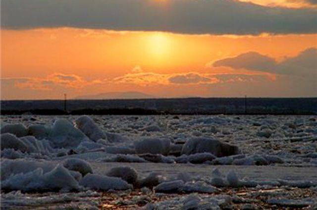 На Ямале до ледохода остаются считанные дни.