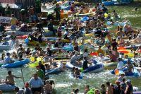 В рамках фестиваля пройдет турнир водомоторников в форме гонок на гребных и моторных лодках в границах залива Якоби.