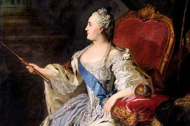 Жизнь Екатерины II была богата многочисленными любовными историями.