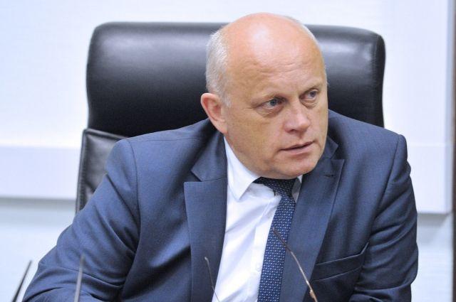 Ранее Стрельцов работал главой администрации Ленинского округа.