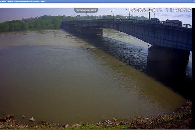 В кузбасских реках поднялся уровень воды.