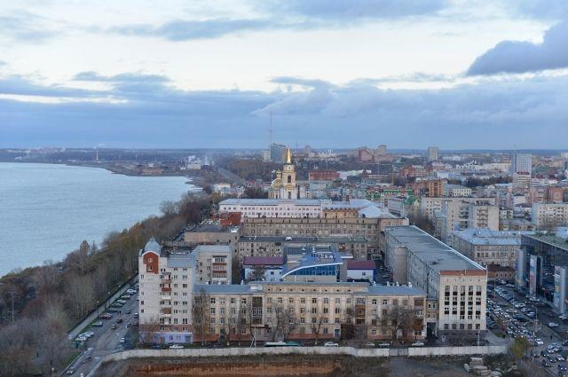 Федеральный бюджет выделил деньги на развитие комфортной среды в городах Пермского края