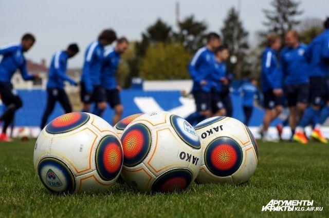 ВКалининграде футбольный матч будет идти сутки ради Книги рекордов Гиннеса