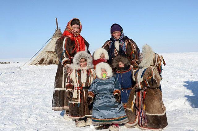 На Ямале для многодетных семей предусмотрено более 10 мер соцподдержки.