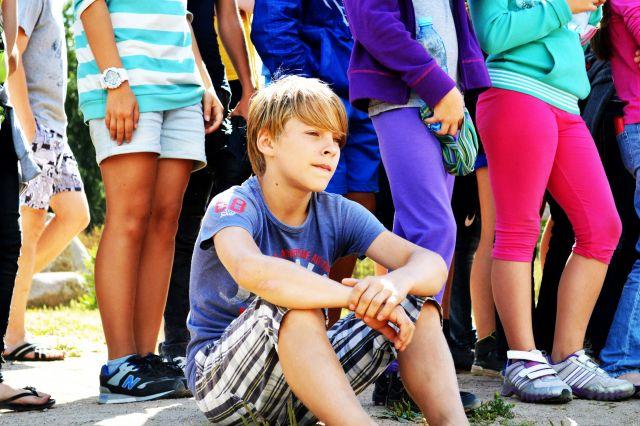 Младший подростковый возраст начинается с 10 лет.