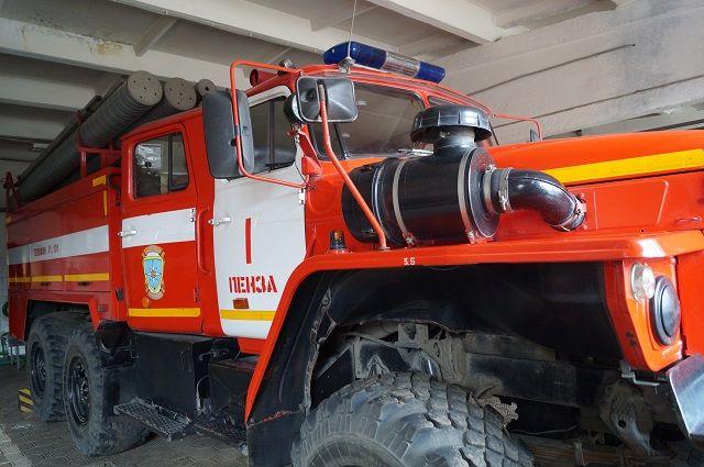 Для ликвидации последствий пожара привлекалось 10 человек и три единицы техники.