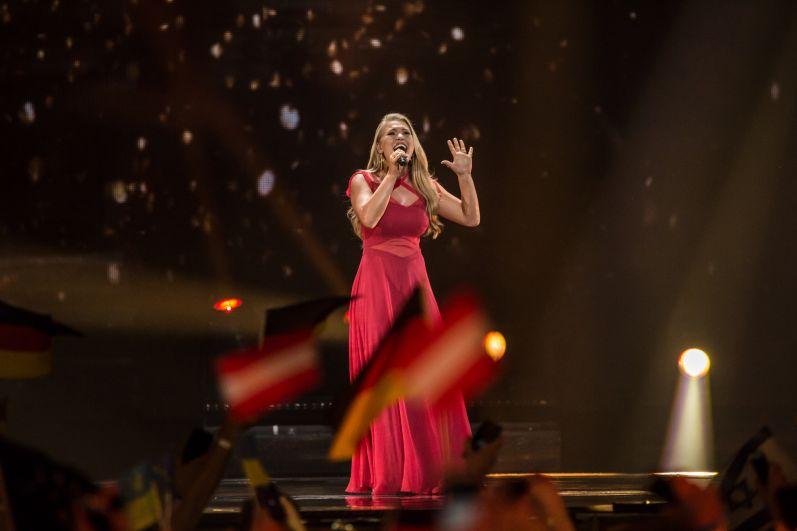 Anja из Дании получила 20 место