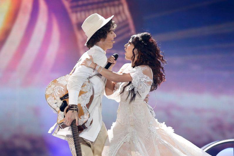 Представители Беларуси на Евровидении поразили своей искренностью, но заняли лишь 17 место