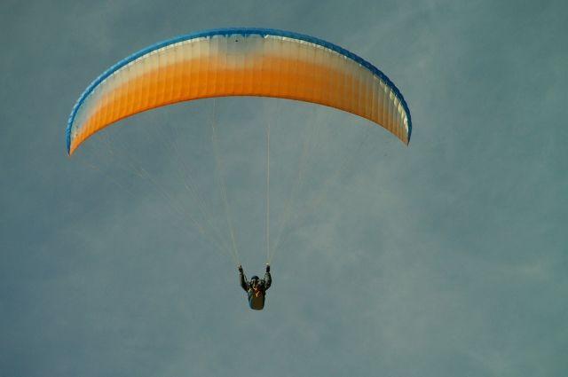 Старейшим вмире парашютистом стал 101-летний англичанин