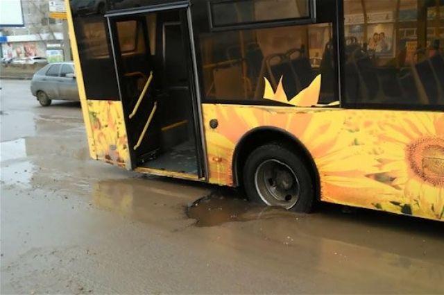 Водитель автобуса назвал тюменку «шахидкой» и проехал мимо инвалида