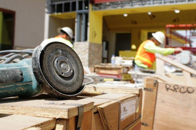ВАрхангельске приостановлено незаконное строительство административного здания
