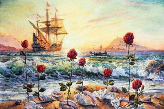 Картина Александра Худченко.