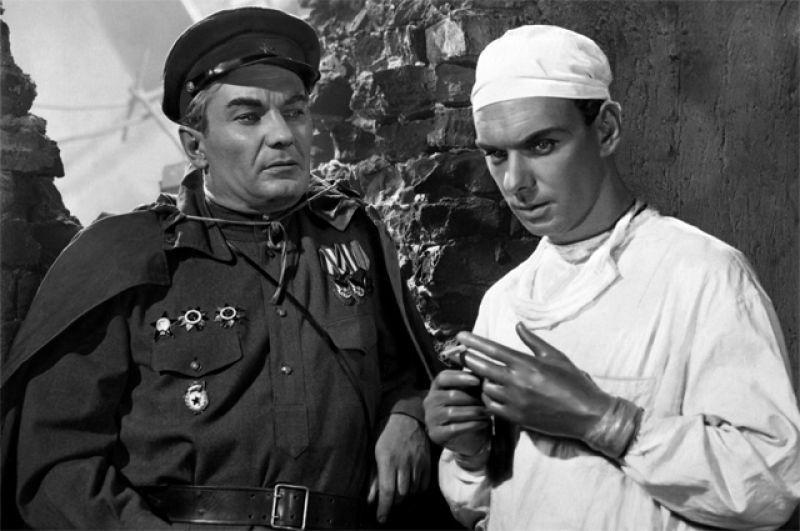 «Дорогой мой человек», 1958 год. Владимир Афанасьевич Устименко.