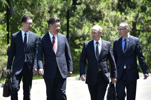 РФ и КНР создадут совместный фонд развития сотрудничества в 100 млрд юаней