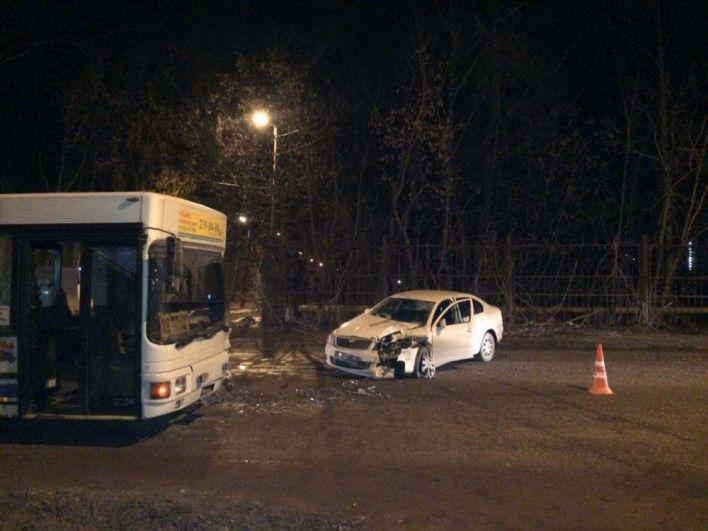 59 дорожных аварий произошло в Пермском крае по вине пьяных водителей за первые четыре месяца этого года.