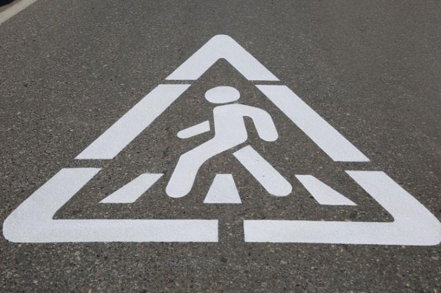 Натрассах вблизи социальных объектов вДагестане разметят дублирующие дорожные знаки