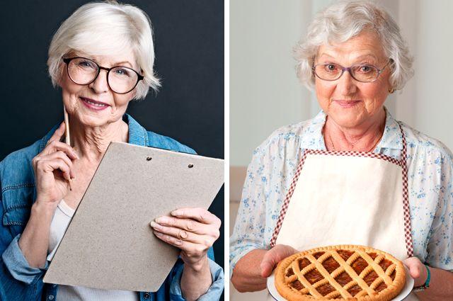 Бабушка удовлетворила внука