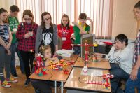 Образовательные учреждения Салехарда представили свои проекты.
