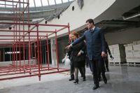 Отремонтированный зал аэропорта Храброво примет первых пассажиров в июне.