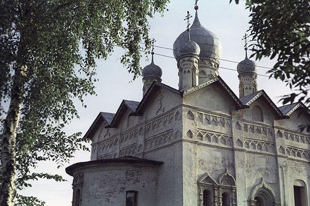 Никольская старообрядческая церковь.