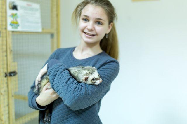 Общение с животными и для взрослых, и для детей станет хорошим отдыхом