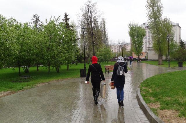 В столице России объявили штормовое предупреждение