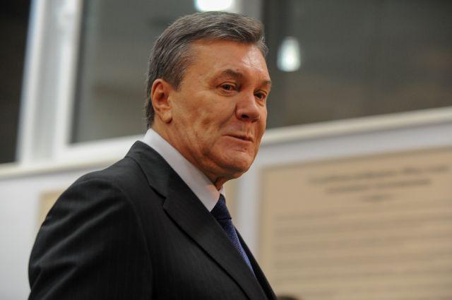 Янукович объявил, что желает лично допросить Порошенко иего окружение