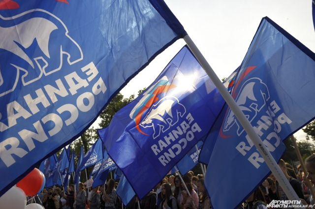 Карамышев ушел споста секретаря сысертского отделения «Единой России»